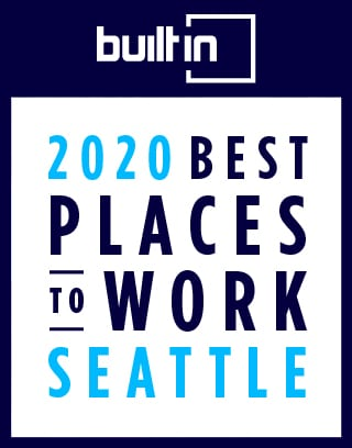 builtin 2020 Best Places to Work - Seattle