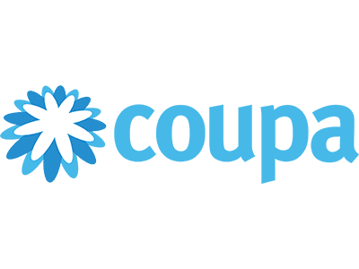 Coupa color logo